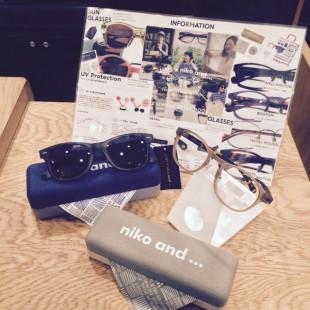 niko and…&Sunglasses- Folding-