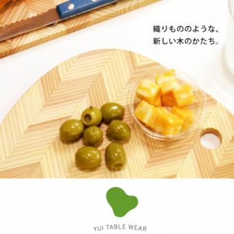 織物のような木製食器【ぼんどぜん】入荷!!