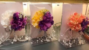 初詣や成人式におすすめお花たち