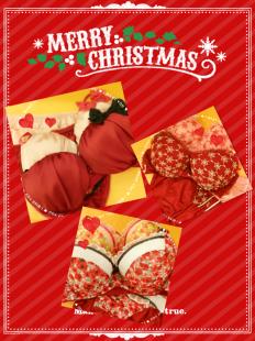\クリスマスに♡赤色特集♡/