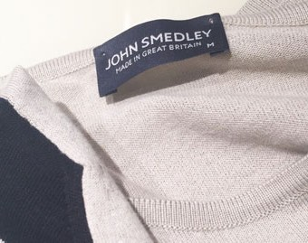 New Arrival!! John Smedley★