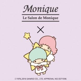 Monique×リトルツインスターズ コラボ商品を発売!