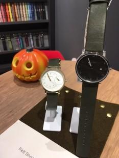 秋の新作時計