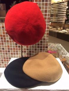 新作ベレー帽♡