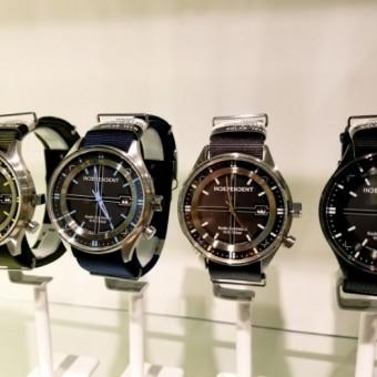 使いやすさバツグンの新作時計!!おまけにレザーベルトプレゼント!