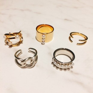 Jouete☆Pearl Ring