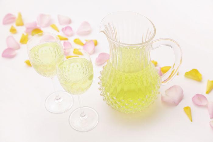 緑茶アールグレイ  イメージ