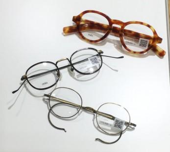 時をかける、メガネ。