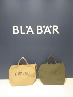 老舗帆布メーカーの生地を使った 便利な大容量バッグが到着