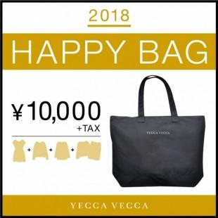 YECCA VECCA福袋のご予約スタート!