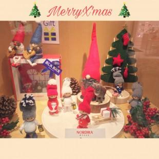 クリスマスに幸せを届ける北欧の妖精、ニッセ