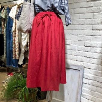 【GWのおでかけに✿】新作スカート