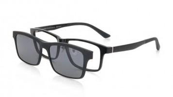 1本でメガネにもサングラスにも JINS switch