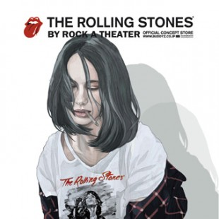 「The Rolling Stones Official Concept Store」が8月22日(木)〜9月8日(日)の期間限定でOPEN!!