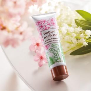 サクラ&スズランの香りで春気分を満喫しよう!