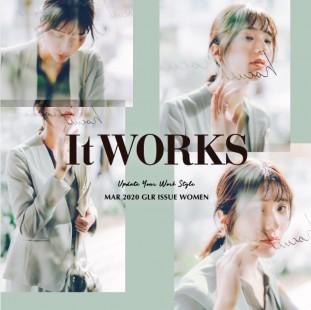 It WORKS ウィメンズ通勤カタログ