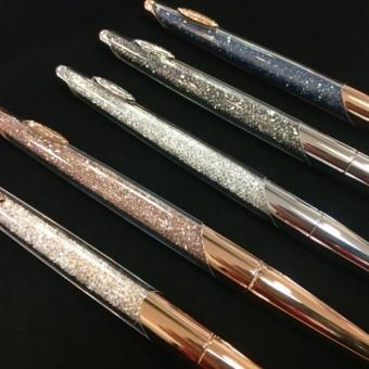 キラキラ輝くボールペン