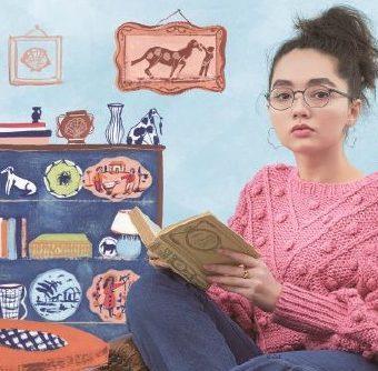 陶芸家・イラストレーター「Polly Fern(ポーリー・ファーン)」コラボレーションモデル 「LIVE MY COROS-毎日が、じぶん色。-」をコンセプトに、自分らしく生きるスタイルを提案