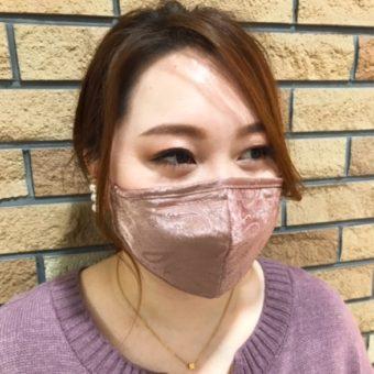 新作マスク入荷!