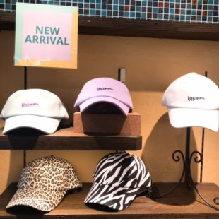 春の新作帽子♡