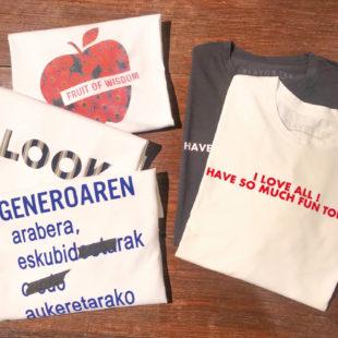 Tシャツコレクション&ノベルティフェアを実施!