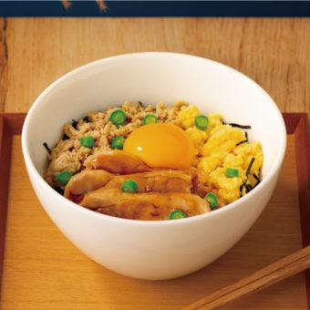 食欲の秋にぴったりな鶏づくしの限定丼が登場!