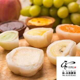 9月1日(水)〜9月12日(日) 期間限定SHOP「DIAMOR LOBBY」に「和-水都饌菓」がOPEN!!