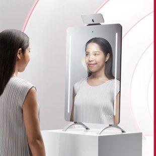 SHISEIDOの新しい肌測定機器が体験できます!