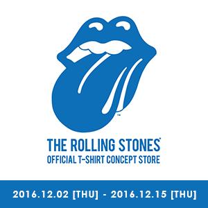 The Rolling Stones アルバム発売記念ショップがオープン